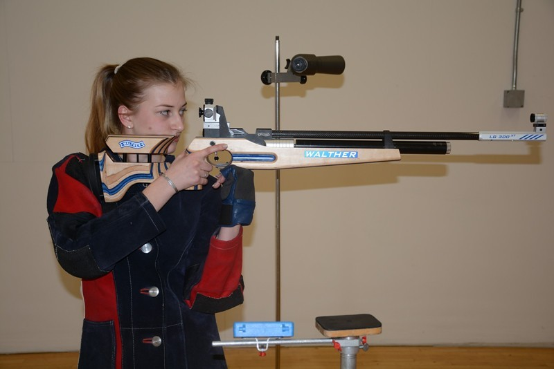 Rifle Starts MAC Season By Recording Two Air Rifle Wins